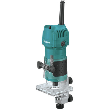 Factory Reconditioned Makita 3709-R 4 Amp 1/4 in. Laminate Trimmer