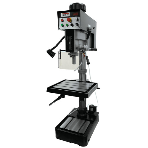 JET JDP-20EVST-460 20 in. EVS Drill Press Tapping