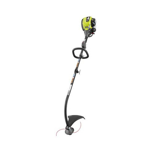 Factory Reconditioned Ryobi ZRRY34420 30-cc 18 in. Curve Shaft Gas Trimmer