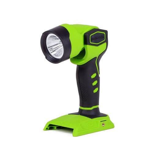 Greenworks 35062A G 24 24V Cordless Lithium-Ion Worklight (Tool Only)