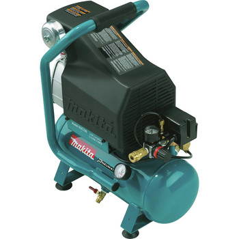 Factory Reconditioned Makita MAC700-R 2.0 HP 2.6 Gallon Oil-Lube Air Compressor image number 0