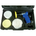 Astro Pneumatic 3055 3 in. Mini Air Polishing Kit image number 0