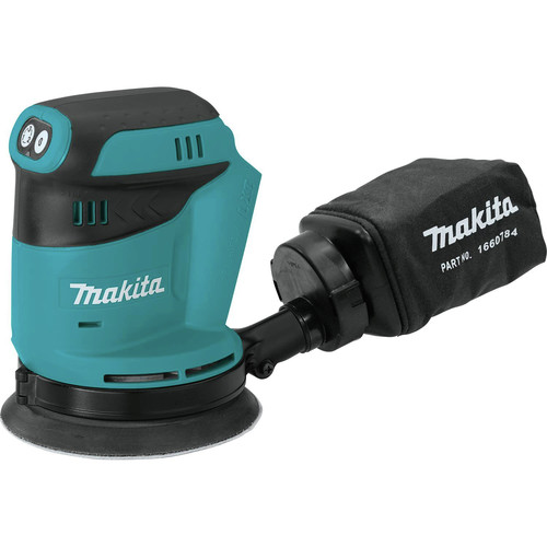 Makita XOB01Z 18V LXT Cordless Lithium-Ion 5 in. Random Orbit Sander (Tool Only) image number 0
