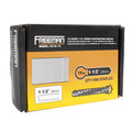 Freeman CS16-15 16 Gauge 1-1/2-in Construction Staples with a 7/16-in Crown image number 0