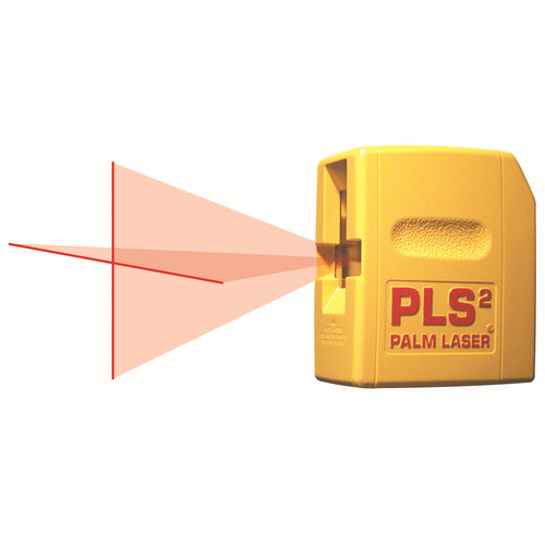 Pacific Laser Systems PLS2 Non-Pulsed Plumb, Level and Square Laser Line Tool