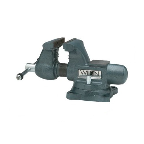 Wilton 63202 1780A, Tradesman Vise, 8 in. Jaw Width, 7 in. Jaw Opening, 4-3/4 in. Throat Depth