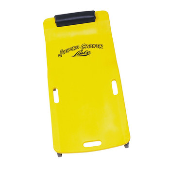Lisle 93102 250 - 300 lb. Capacity Low Profile Plastic Creeper (Yellow)