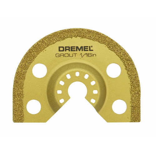 Dremel MM501 Multi-Max 1/16 in. Carbide Grout Blade