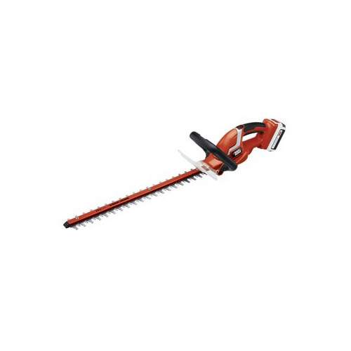Factory Reconditioned Black & Decker LHT2436R 40V MAX Cordless Lithium-Ion 24 in. Dual Action Hedge Trimmer