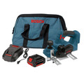 Factory Reconditioned Bosch PLH181K-RT 18V 3-1/4 in. Cordless Lithium-Ion Planer Kit