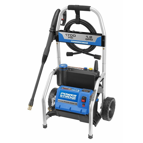 Factory Reconditioned Powerstroke Zrps14133b 13 Amp 1 700 Psi  1 2 Gpm Electric Pressure Washer