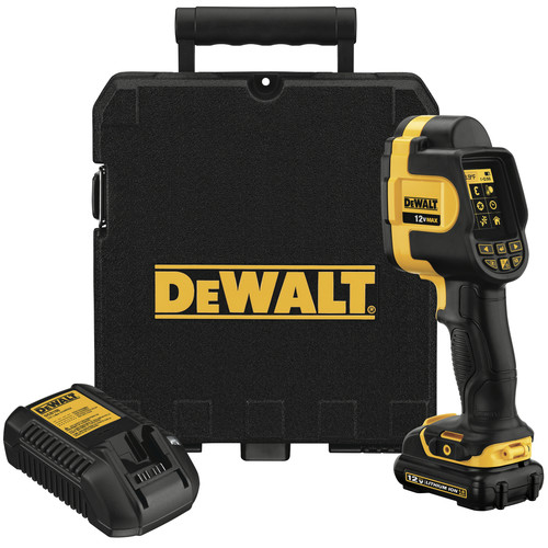 Dewalt DCT416S1 12V MAX Cordless Lithium-Ion Thermal Imaging Thermometer Kit
