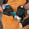 Makita XAG11Z 18V LXT Lithium-Ion Brushless Cordless 4-1/2 / 5 in. Paddle Switch Cut-Off/Angle Grinder with Electric Brake (Tool Only) image number 4