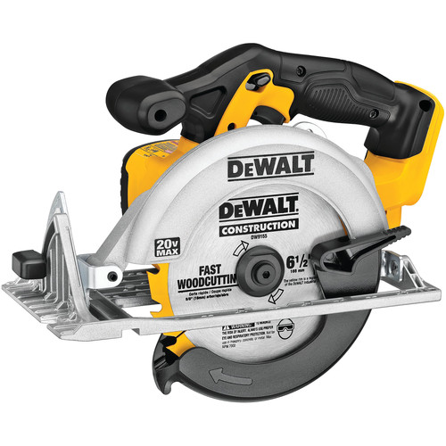 Dewalt DCS391B 20V MAX Cordless Lithium-Ion 6-1/2 in. Circular Saw (Tool Only) image number 0