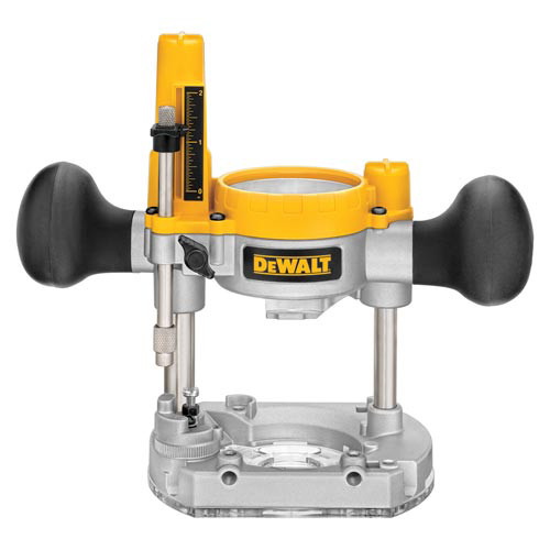 Dewalt DNP612 Plunge Base for Compact Router DWP611 image number 0