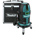 Makita SK209GDZ 12V MAX CXT Lithium-Ion Cordless Self-Leveling Multi-Line/Plumb Point Green Beam Laser (Tool Only) image number 0