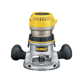 Dewalt DW618 2-1/4 HP EVS Fixed Base Router