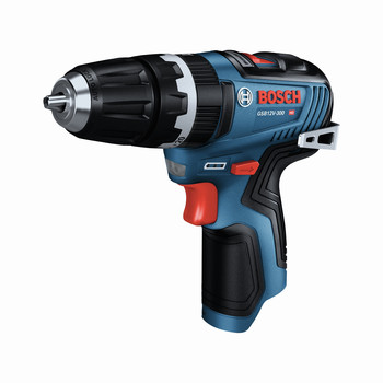 Bosch GSB12V-300N 12V Max Brushless Lithium-Ion 3/8 in. Cordless Hammer Drill Driver (Tool Only)
