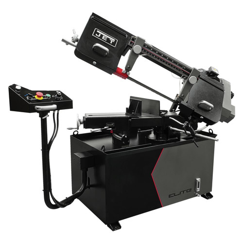 JET 891020 EHB-8VSM 8 x 13 Variable Speed Mitering Bandsaw