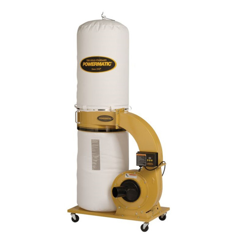 Powermatic PM1300TX-BK Dust Collector1.75HP 1PH 115/230V30-Micron Bag Filter Kit