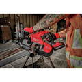 Milwaukee 2829-22 M18 FUEL Lithium-Ion Compact 3-1/4 in. Cordless Band Saw Kit (3 Ah) image number 7