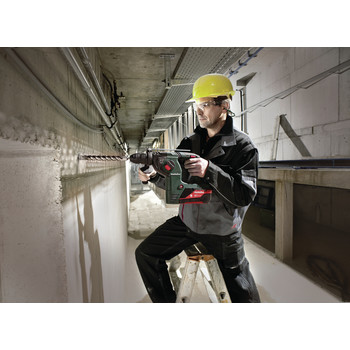 Metabo 600795840 KHA 36 LTX 36V 1-1/4 in. SDS-Plus Rotary Hammer (Tool Only) image number 3