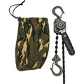 JET 287101C JLP-A Series 1/4 Ton Mini-Puller, 10 ft. Lift with Free CAMO Bag