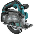 Makita XSC04Z 18V LXT Lithium-Ion Brushless Cordless 5-7/8 in. Metal Cutting Saw with Electric Brake and Chip Collector (Tool Only) image number 0