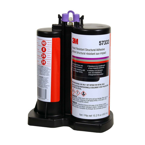 3M 57333 Impact Resistant Structural Adhesive 450 mL