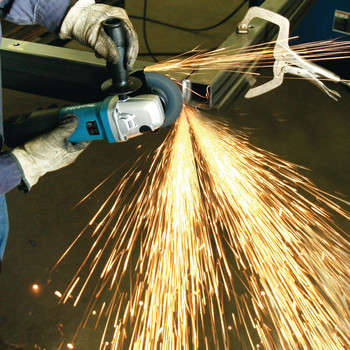 Makita 9564PC 4-1/2 in. SJS High-Power Paddle Switch Angle Grinder image number 6