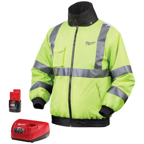 Milwaukee 2347-XL 12V Lithium-Ion Heated Jacket Kit