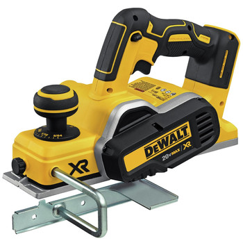 Dewalt DCP580B 20V MAX Brushless Lithium-Ion 3-1/4 in. Planer (Tool Only) image number 2