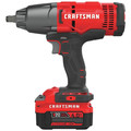 Factory Reconditioned Craftsman CMCF900M1R 20V Variable Speed Lithium-Ion 1/2 in. Cordless Impact Wrench Kit (4 Ah) image number 2