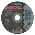 Metabo 655998000-50 6 in. x 0.045 in. A60TX Type 1 SLICER-PLUS High Performance Cutting Wheels (50-Pack)