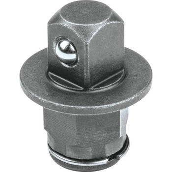 Makita 191A50-3 3/8 in. Square Drive Anvil Adapter for RW01 Ratchet