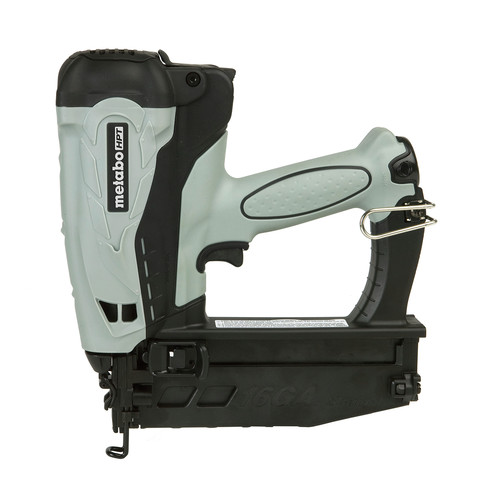 Hitachi NT65GSP9 16-Gauge 2-1/2 in. Cordless HXP Lithium-Ion Straight Finish Nailer