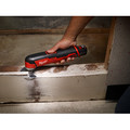 Milwaukee 2426-21 M12 Cordless Lithium-Ion Oscillating Multi-Tool Kit image number 9