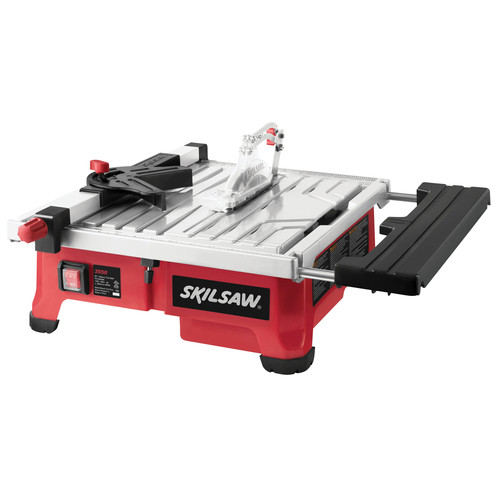 Factory Reconditioned Skil 3550-RT 5 Amp 7 in. Wet Tile Saw with HydroLock System image number 0
