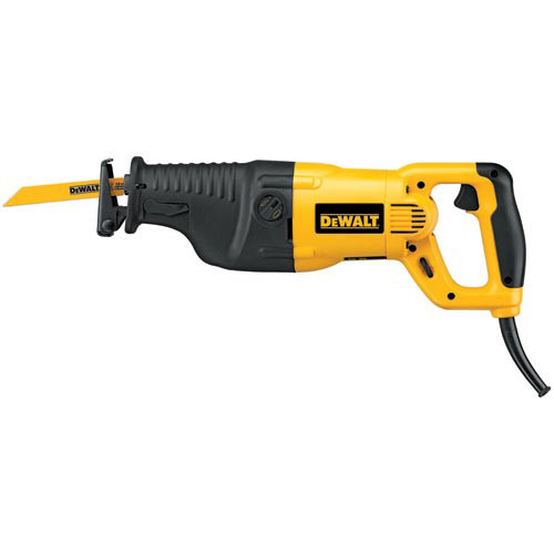 Factory Reconditioned Dewalt DW311KR 1-1/8 in. 13 Amp Reciprocating Saw Kit