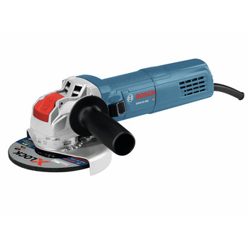 Factory Reconditioned Bosch GWX10-45E-RT X-LOCK Ergonomic 4-1/2 in. Angle Grinder