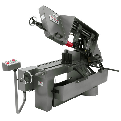 JET 414478 3Ph 10 in. x 16 in. Horizontal Band Saw image number 1