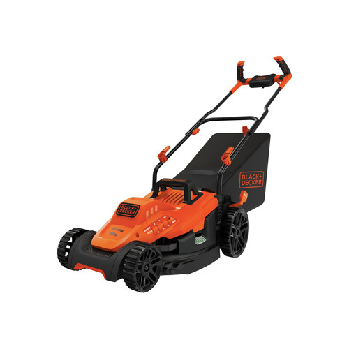 Black & Decker BEMW472BH 10 Amp/ 15 in. Electric Lawn Mower with Comfort Grip Handle image number 0