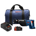 Bosch CRS180-B14 CORE18V 6.3 Ah Cordless Lithium-Ion Reciprocating Saw Kit