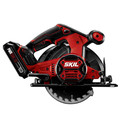 Skil CR540602 PWRCore 20 20V 6-1/2 in. Circular Saw with (1) 2 Ah Lithium-Ion Battery and Charger image number 3