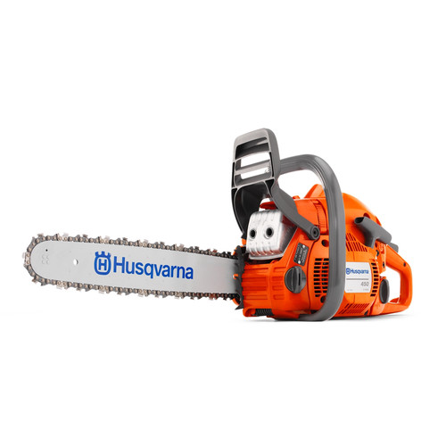 Husqvarna 450 Rancher 50.2cc Gas 18 in. Rear Handle Chainsaw