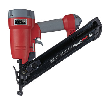 SENCO 1Y0060N FinishPro 3-Tool Nailer and Stapler Combo Kit image number 2