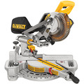 Dewalt DCS361M1 20V Max Cordless Lithium-Ion 7-1/4 in. Sliding Compound Miter Saw Kit