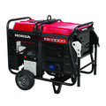 Honda 663610 EB10000 10000 Watt Portable Generator with Co-Minder image number 1