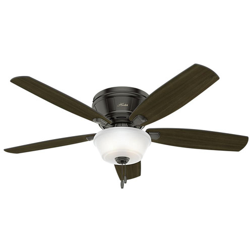 Hunter 54165 56 in. Estate Winds Indoor Ceiling Fan with LED Light Kit