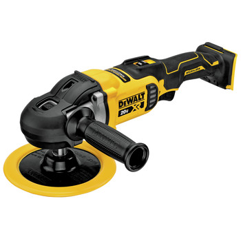 Dewalt DCM849B 20V MAX XR Lithium-Ion Variable Speed 7 in. Cordless Rotary Polisher (Tool Only)